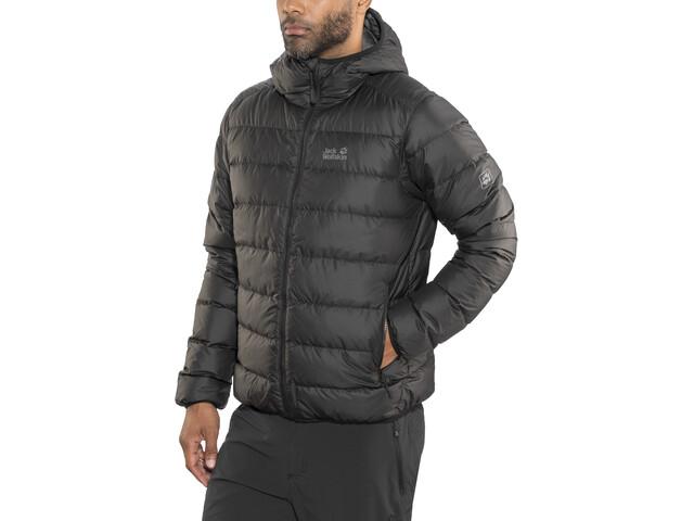 beliebte Marke größte Auswahl an besser Jack Wolfskin Helium Jacket Herren black